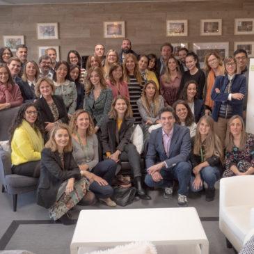 Embajadores de talento en redes sociales