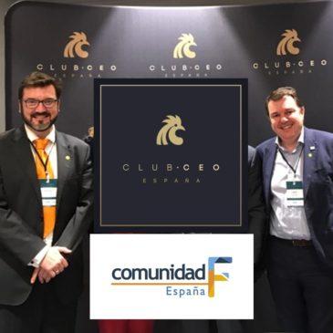 Comunidad F se alía con Club Ceo España