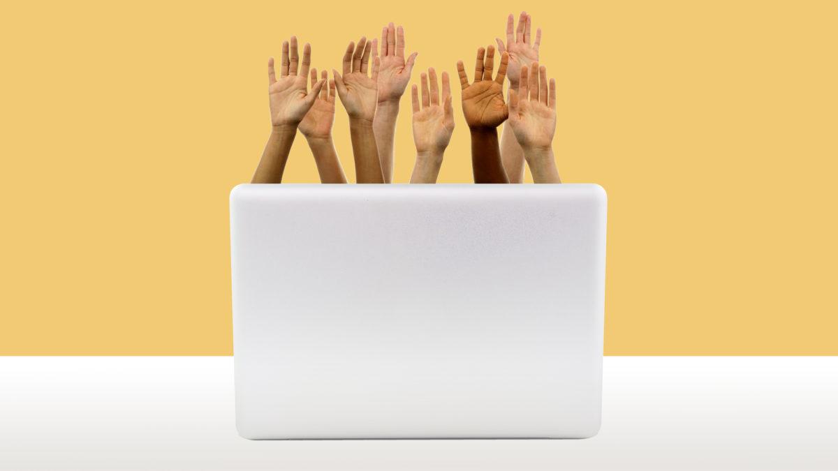¿Cómo asegurar que la gente participe en las reuniones virtuales?